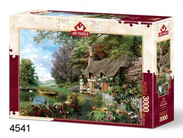 PUZZEL COUNTRYSIDE/3000/109