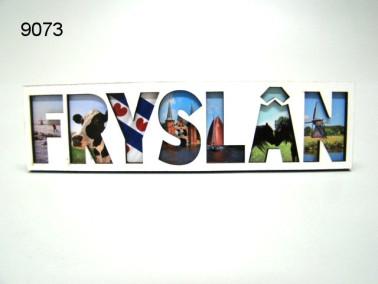 FRIESLAND/LETTERMAGNEET/70