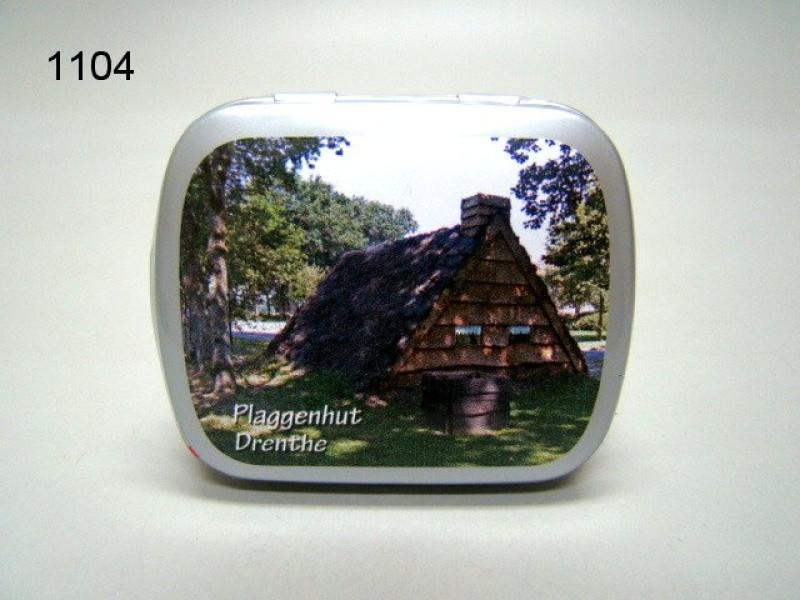 DRENTHE/PLAGGENHUT BLIKJE MET PEPERMUNT/67