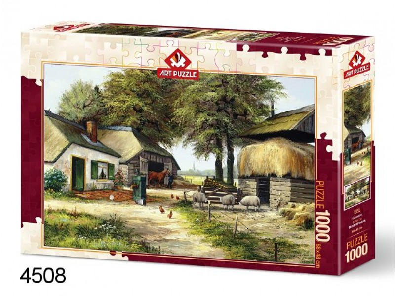 PUZZEL HOMESTEAD/1000/109