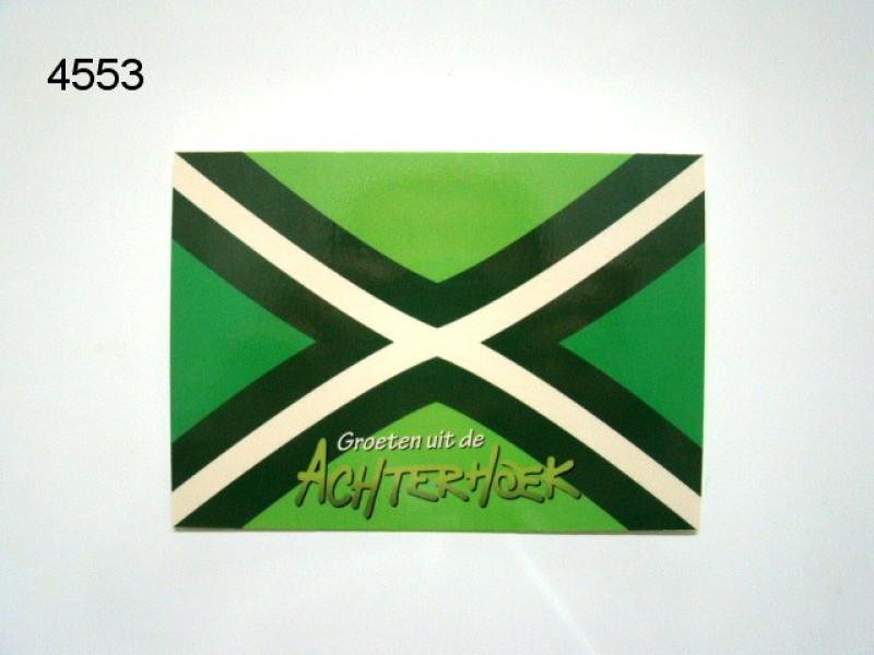 ACHTERHOEK ANSICHTKAART/131