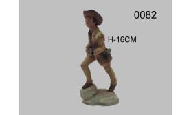 WESTERN COWBOY DANIEL BONE-62