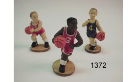 BASKETBAL SPELERS/PS/12/6CM/12