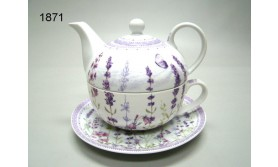 LAVENDER FIELD/TEA FOR ONE 350ML/130
