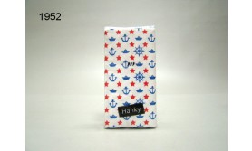 ZAKDOEKJE/NAVY WHITE/64