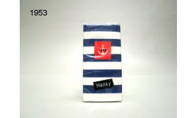 ZAKDOEKJE/SAILOR STRIPES/64