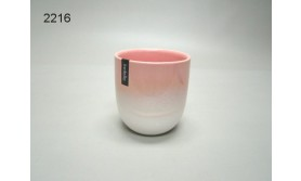 KOFFIEMOK/OMBRE PINK 8,5X8,5X9CM/78