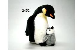 PINGUIN/PLU/MET BABY/25CM/69