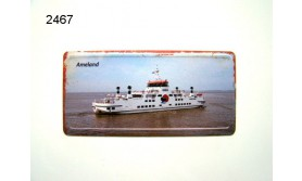 AMELAND/MAGNEET VEERBOOT/125