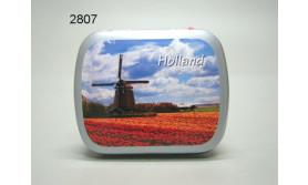 HOLLAND/BOLLENVELD BLIKJE MET PEPERMUNT/67