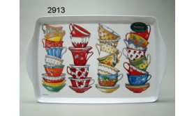 CRAZY TEA SET/DIENBLAD/380X235MM/78