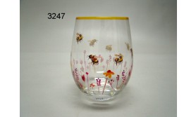 BUSY BEES/LIMONADE GLAS/61