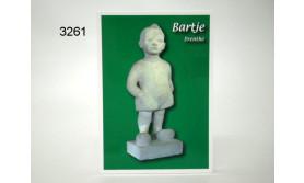 BARTJE ANSICHTKAART-2/89