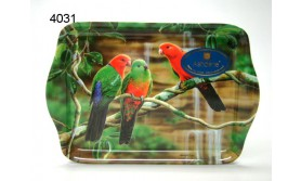 PAPEGAAI KING PARROTS DIENBLAD/210X142MM/78
