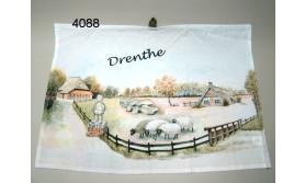 DRENTHE THEEDOEK/107