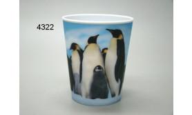 PINGUIN 3D BEKER/51
