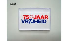 75 JAAR VRIJHEID/MAGNEET/70