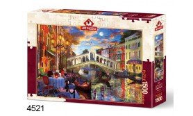 PUZZEL RIALTO BRIDGE VENICE/1500/109