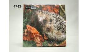 SERVET/AUTUMN HEDGEHOG/33X33CM/64