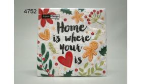 SERVET/HOME/33X33CM/64