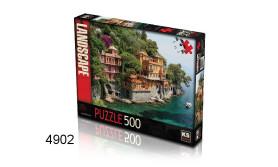 PUZZEL SEASIDE VILLAS NEAR PORTOFINO/500/135