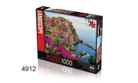 PUZZEL Village of manarola Cinque Terre/1000/135