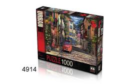 PUZZEL RUE FRANCAIS/1000/135