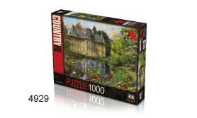 PUZZEL MANSION LAKE/1000/135
