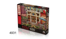 PUZZEL MAJESTIC CAFE/1000/135