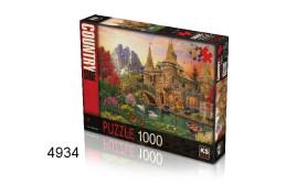 PUZZEL CASTLE LAND/1000/135