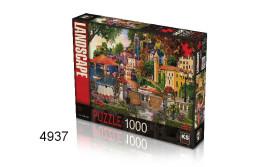 PUZZEL ITALIAN COAST/1000/135