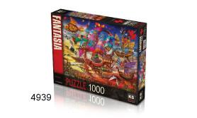 PUZZEL THE FLIGHT/1000/135