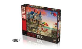 PUZZEL SUMMER HOUSE/1500/135