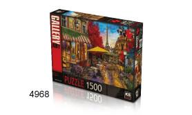 PUZZEL EVENING IN PARIS/1500/135