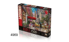 PUZZEL FIFTY AVENUE NYC/1500/135