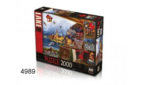 PUZZEL HALSTATT/2000/135