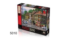 PUZZEL PARIS STREETS/2000/135