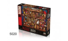 PUZZEL THE TOY SHELF/3000/135