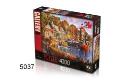 PUZZEL THE HARBOUR EVENING/4000/135