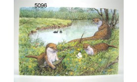 OTTER PLACEMAT/51