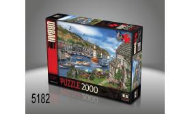 PUZZEL VILLAGE HARBOUR/2000/135