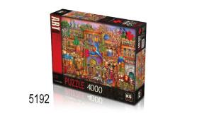 PUZZEL ARABIAN STREET/4000/135