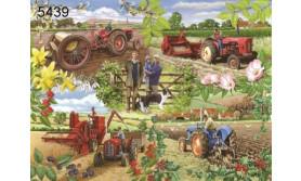 PUZZEL FARMING YEAR/1000/63
