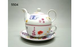 VLINDERTUIN/TEA FOR ONE/61