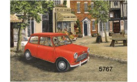 MORRIS MINI/BTC111E/200X140MM/110