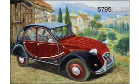 CITROEN 2CV CHARLESTON/BTC141E/200X140MM/110
