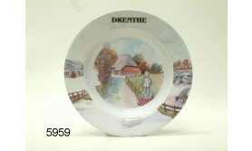 DRENTHE MELAMINE DIEP BORD/34