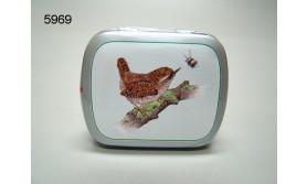 VOGEL/WINTERKONING/BLIKJE MET PEPERMUNT/67