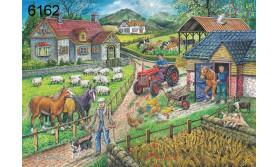 PUZZEL BARLEY MOW FARM/BIG 250/63