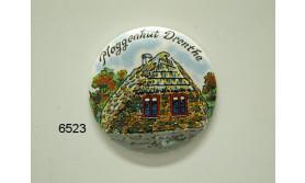 DRENTHE MAGNEET PLAGGENHUT/89